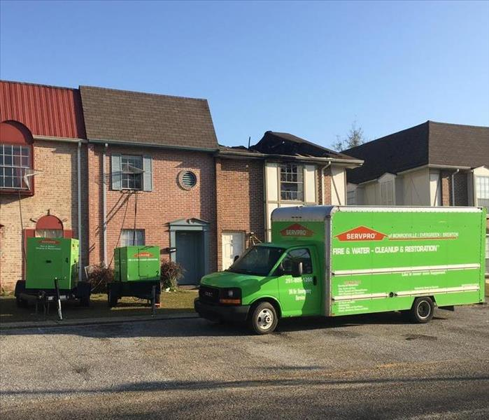SERVPRO of Monroeville/Evergreen/Brewton
